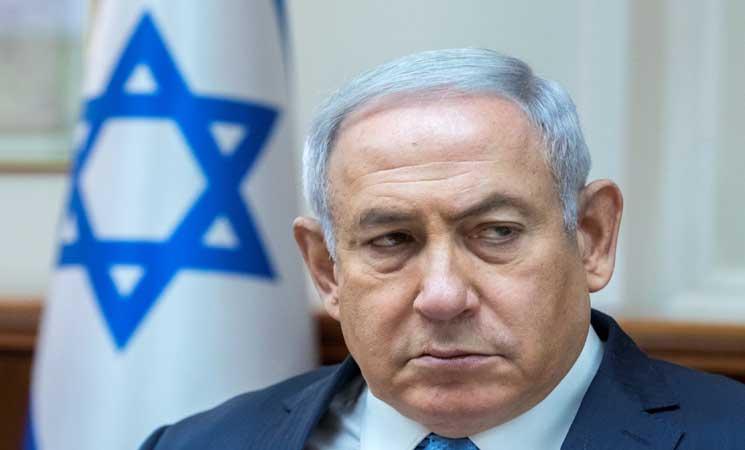 نتنياهو: إيران تنشر أسلحة في سوريا لتهديد إسرائيل