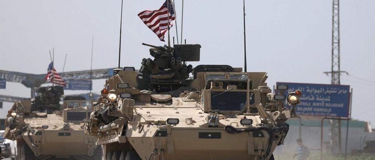 الجيش الأمريكي يبني نقاطاً عسكرية جديدة في سوريا