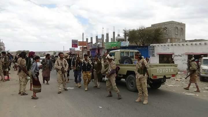 الجيش اليمني يعلن تبادل أسرى مع الحوثيين