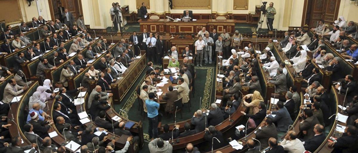 ائتلاف السيسي في البرلمان يتجه لتعديل الدستور