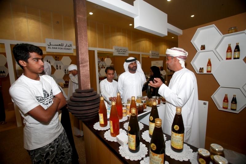 نحالون: مهرجان حتا يعزز تنافسية العسل الإماراتي