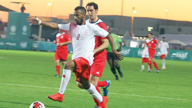 منتخب «الكرة الموحدة» يخسر ضربة البداية أمام إسبانيا