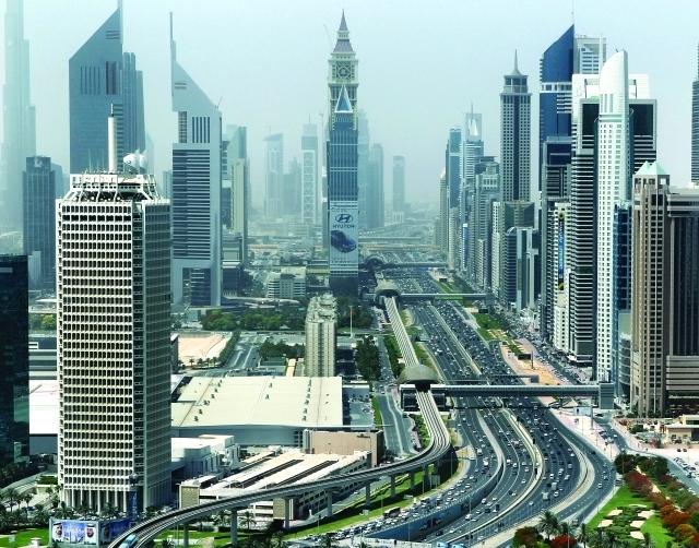 وكالة: عقارات دبي تسجل خامس أسوأ أداء في العالم
