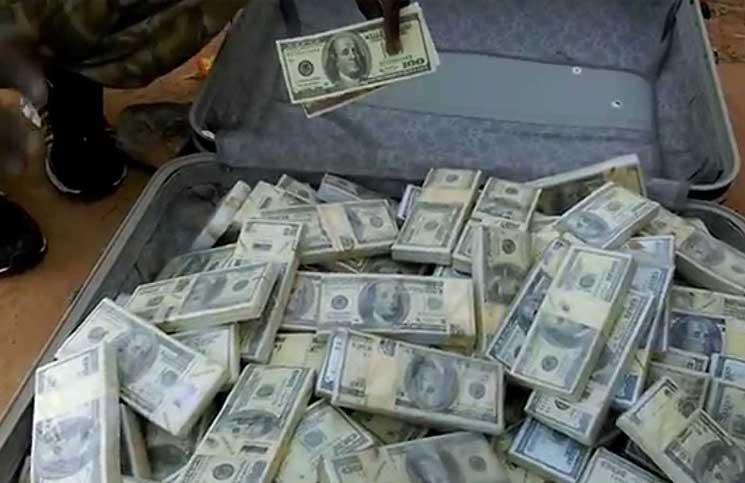 عمليات غسيل أموال واسعة يتعرض لها بنك غينيا المركزي على يد مهربين في دبي
