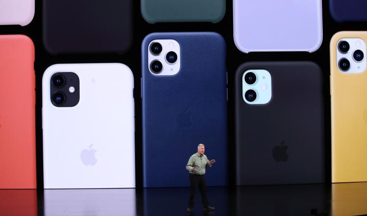 آبل تعتزم التخلي عن موردي تقنية الجيل الخامس في هاتف آيفون 2022