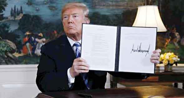 واشنطن تسعى إلى بناء تحالف دولي ضد النظام الإيراني