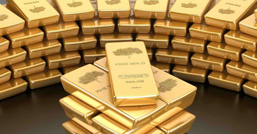 1.147  مليار درهم احتياطي المصرف المركزي من الذهب خلال مايو