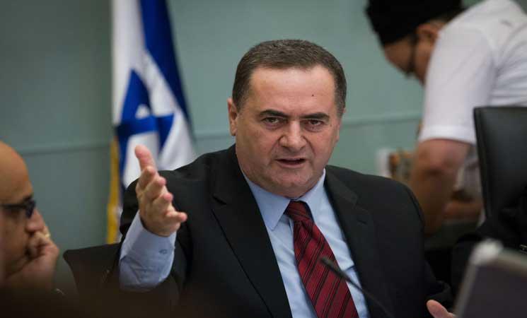 وزير إسرائيلي يعرض في مسقط خطة لـسكة حديد بين بلاده ودول الخليج