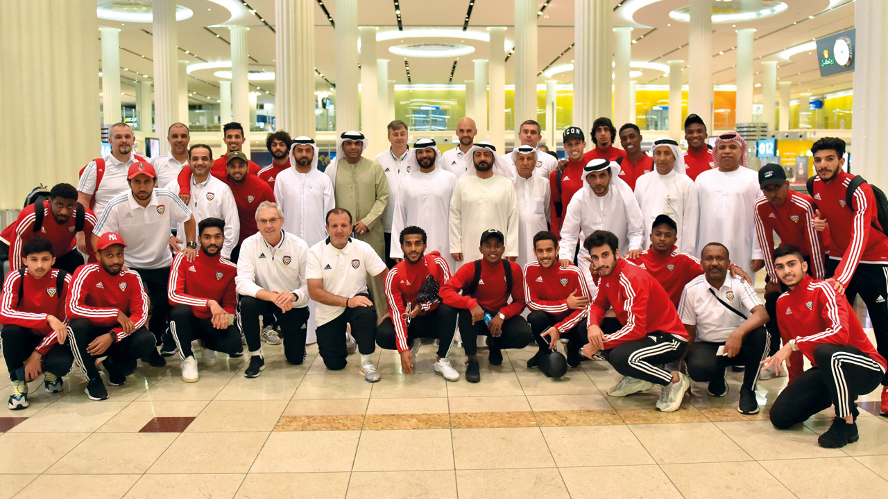 المنتخب الأولمبي يطلب 14 مباراة ودية قبل المشاركة في كأس آسيا