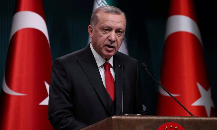 أردوغان: تركيا هي الدولة الوحيدة القادرة على العمل مع  أمريكا وروسيا في سوريا