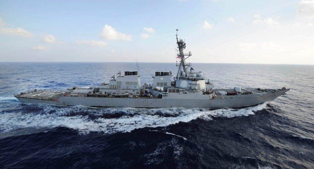 بوتين يكشف عن مجموعة هجومية بحرية أمريكية على مقربة من الأراضي الروسية