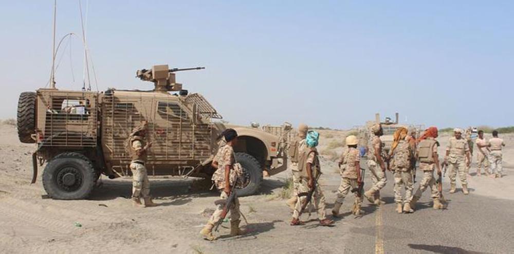 """الجيش اليمني يسيطر على ميناء """"حبل"""" غرب البلاد"""