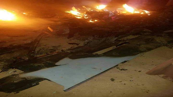 التحالف يكثف غاراته على صنعاء بعد إسقاط الحوثيين لطائرة سعودية