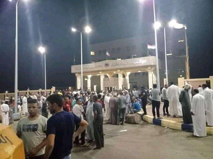 مصر.. مقتل 9 مدنيين من عائلة واحدة وإصابة 6 بسقوط قذيفة عليهم في سيناء