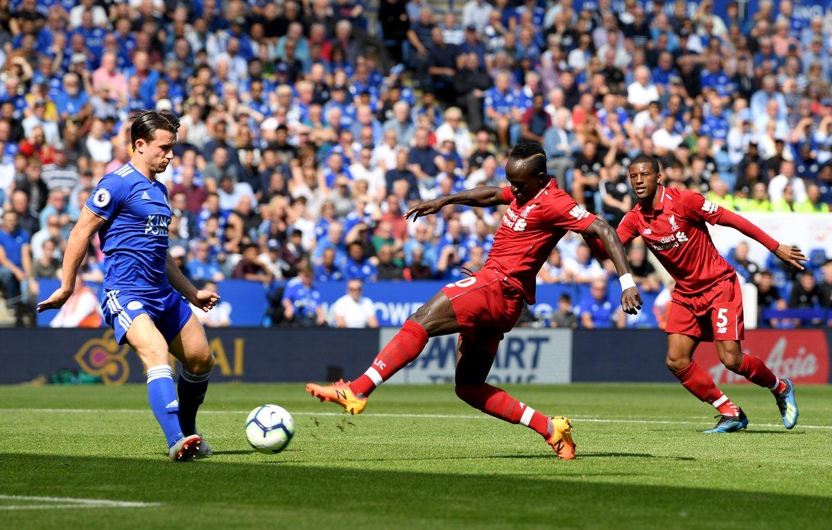 الدوري الإنجليزي: ليفربول يتغلب على مانشستر سيتي