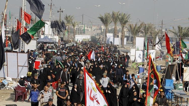 العراق.. الحرس الثوري يشارك بخطة أمنية لحماية الزائرين الإيرانيين