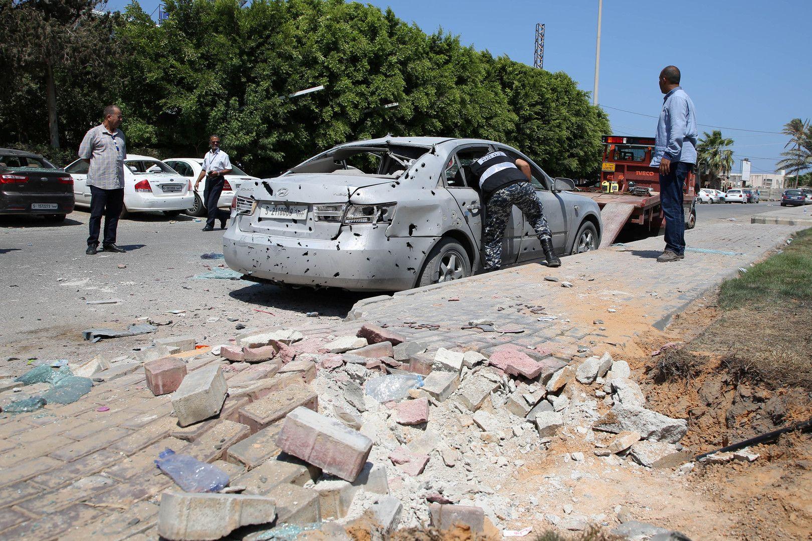 الوفاق الليبية تتهم الإمارات بقتل 3 مدنيين في قصف جوي جنوبي طرابلس