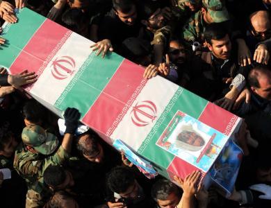 مقتل عنصرين من الحرس الثوري الإيراني بسوريا