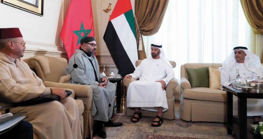 تحركات مشبوهة لموظفة في سفارة أبوظبي بالرباط تسبب أزمة بين البلدين