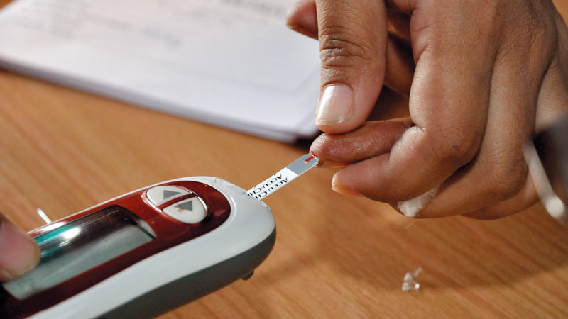 مرضى السكري من النوع الأول أكثر عرضة لكسور العظام