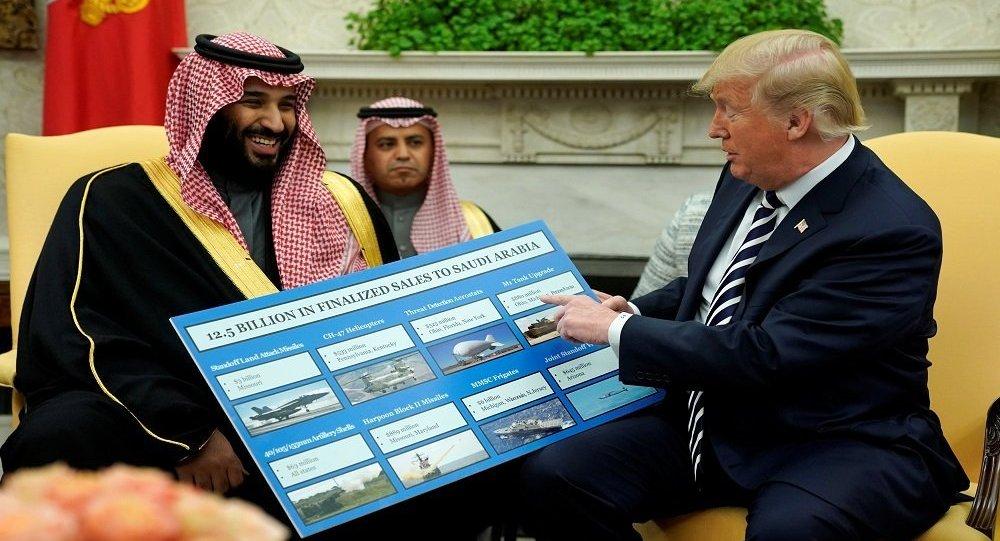 تقرير بالكونغرس يحذر: مقربون من ترامب يضغطون لبيع السعودية تكنولوجيا نووية