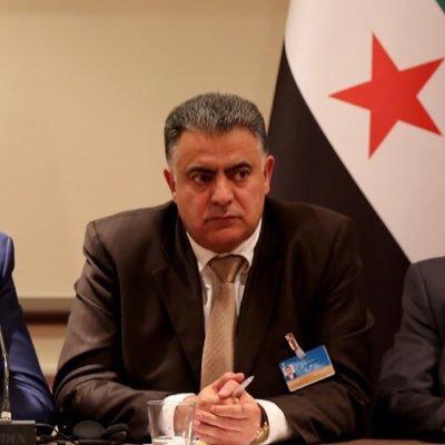 استقالة رجل الإمارات خالد المحاميد من هيئة التفاوض السورية