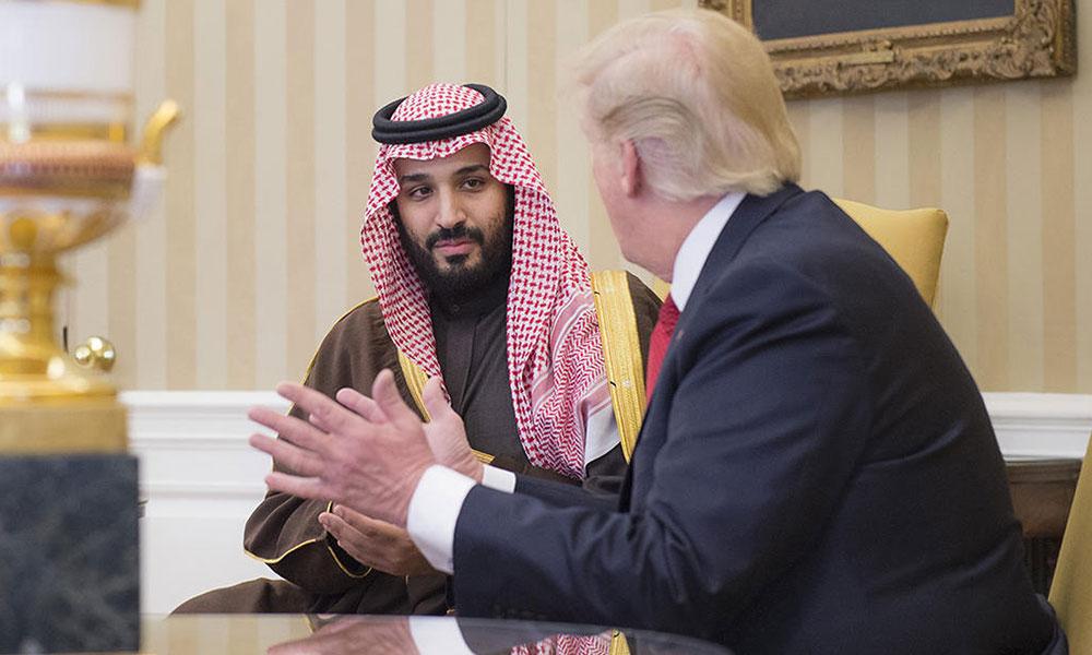 الغارديان: فشل ترامب في وضع حد لحرب اليمن سبب في اشتداد الأزمة بالخليج