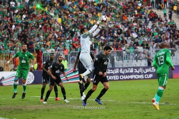 التعادل السلبي يحسم لقاء الهلال السعودي والاتحاد المصري في نهائي كأس زايد
