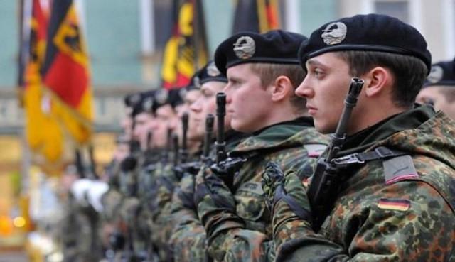 أمريكا تطلب من ألمانيا إرسال قوات برية إلى سوريا