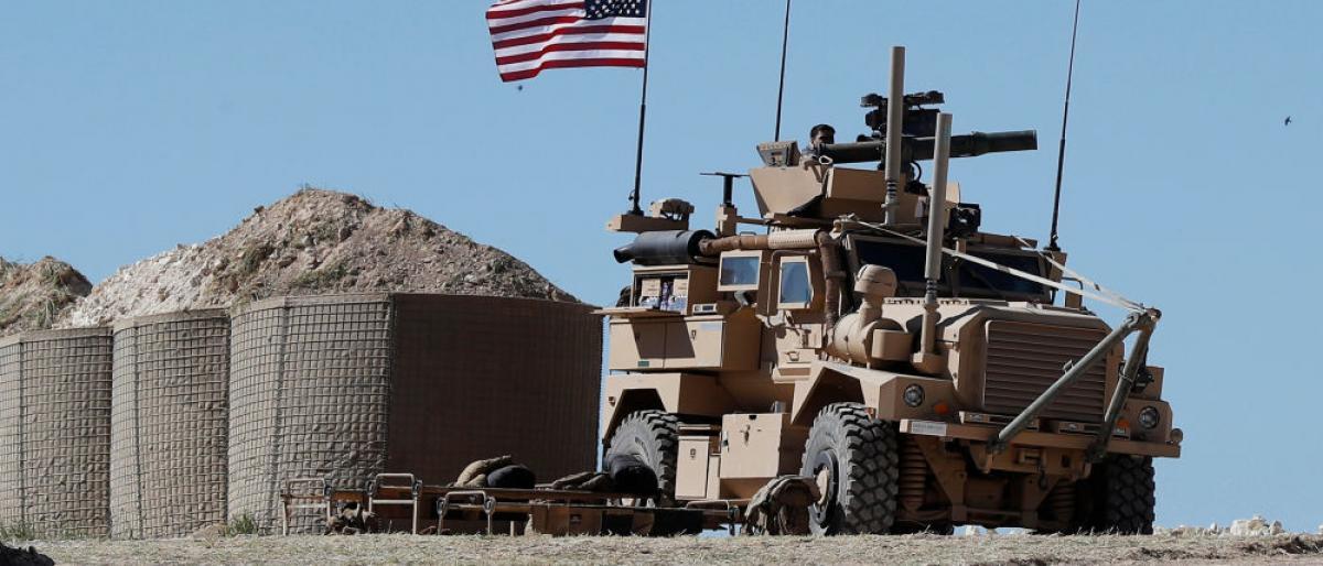 العراق يحبط هجوماً بصواريخ موجهة على قاعدة أمريكية