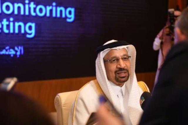 الفالح يحدد موعد اتخاذ أوبك قرارها بشأن إنتاج النفط