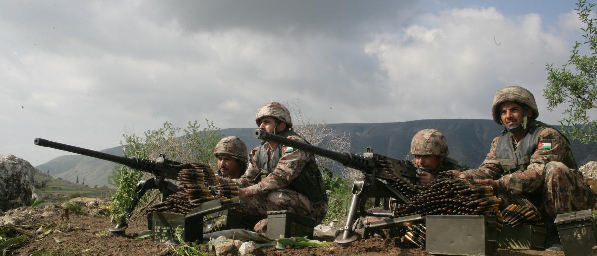 الجيش الأردني يعلن صد هجوم لـداعش استمر 24 ساعة