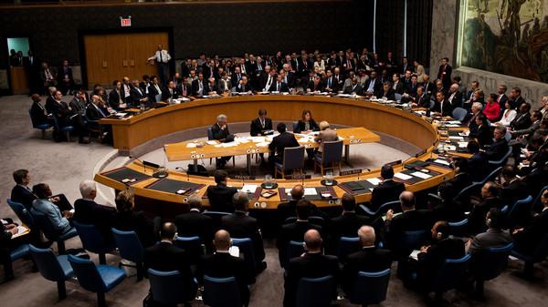 اجتماع طارئ لمجلس الأمن لبحث الضربات العسكرية في سوريا