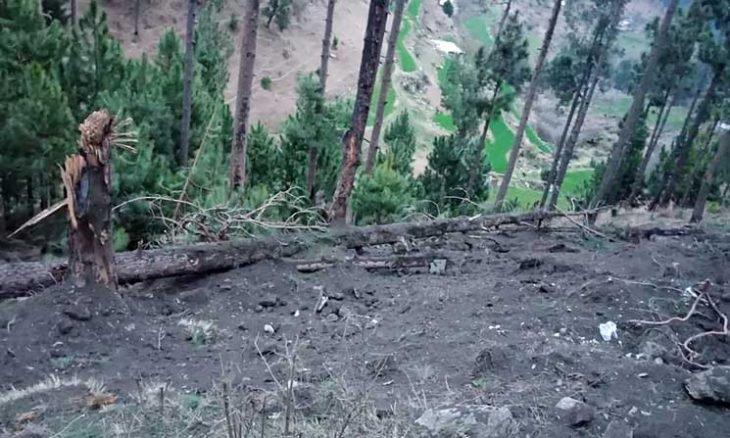 """ضربة جوية هندية """"دمرت بالكامل"""" معسكرا لناشطين في كشمير الباكستانية"""