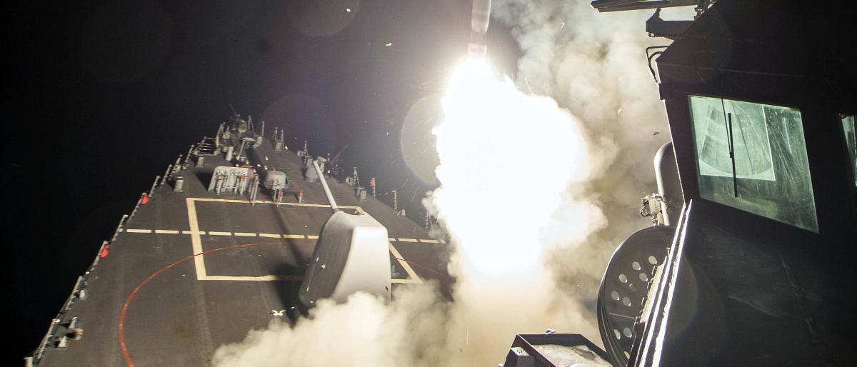 واشنطن تتأهب لضرب الأسد إذا استخدم الكيماوي في إدلب