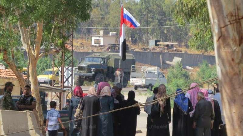 المعارضة السورية توافق على الانسحاب من مناطق في حمص