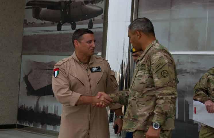 موقع أمريكي: الإمارات تعتمد على المرتزقة  في حرب اليمن