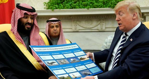 باحث أمريكي: ترامب قام بـتعهير المصالح الأمريكية للسعودية