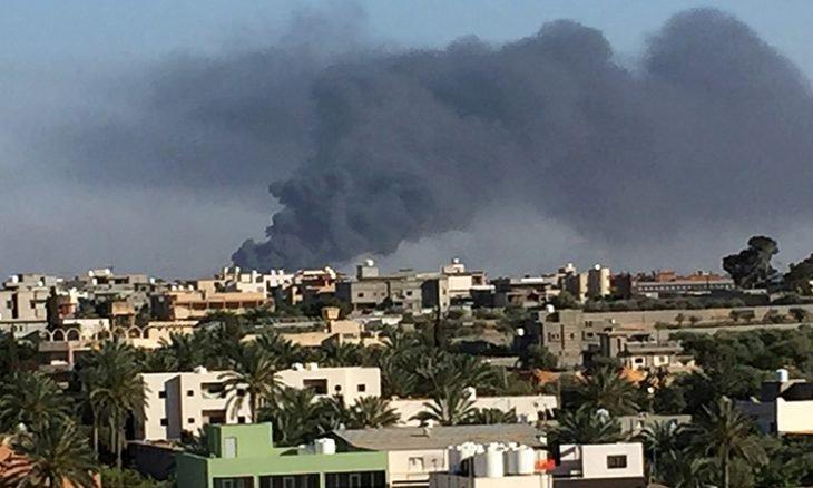 تحقيق أممي حول ضلوع عسكري إماراتي محتمل في قصف طرابلس