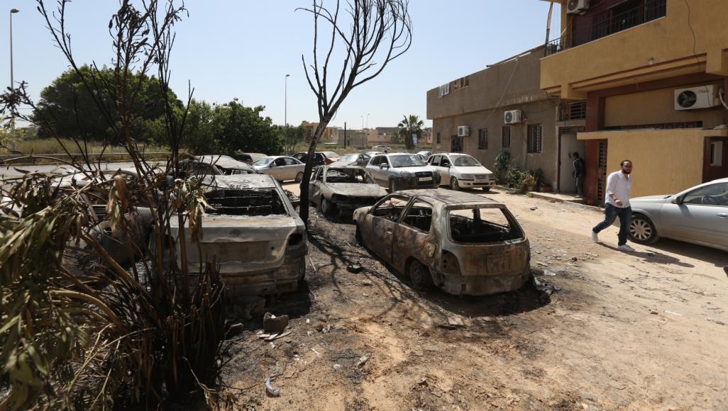 بطائرات إماراتية.. العفو الدولية تتهم حفتر بارتكاب جرائم حرب في طرابلس