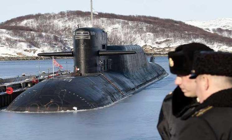 """أدميرال أمريكي: الغواصات الروسية """"تثير قلق"""" حلف الناتو"""