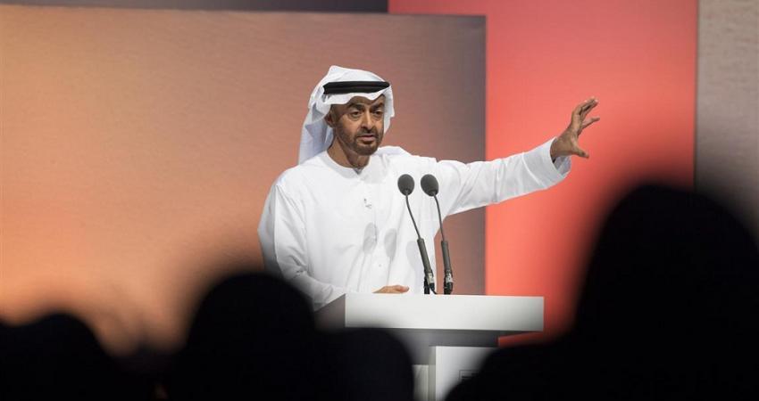 محمد بن زايد: اندماج البنوك الـ3 يعزز تنافسية الاقتصاد الوطني