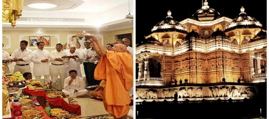 صواب يعلن أن أكبر معبد هندوسي في الإمارات يستقبل الزوار قريباً