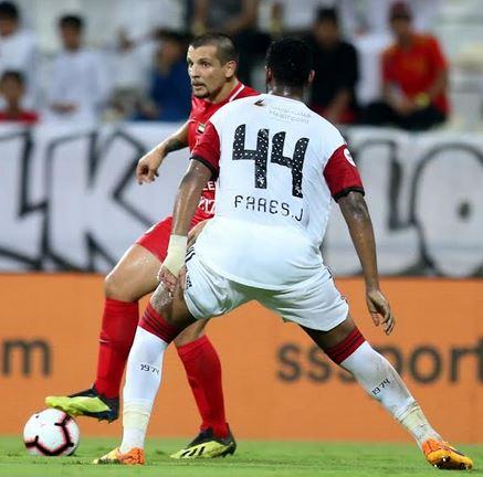 الجزيرة يحقق فوزاً مثيراً على الأهلي في ختام الجولة الأولى من الدوري