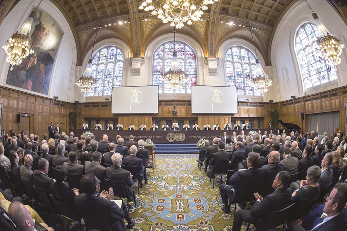 الاثنين.. «العدل الدولية» تصدر قرارها بشأن شكوى قطر ضد الإمارات