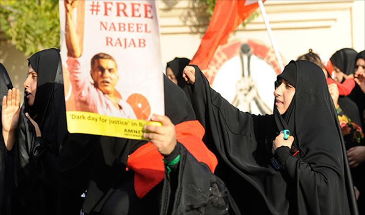 127 منظمة تدعو البحرين للإفراج عن ناشط حقوقي فورا