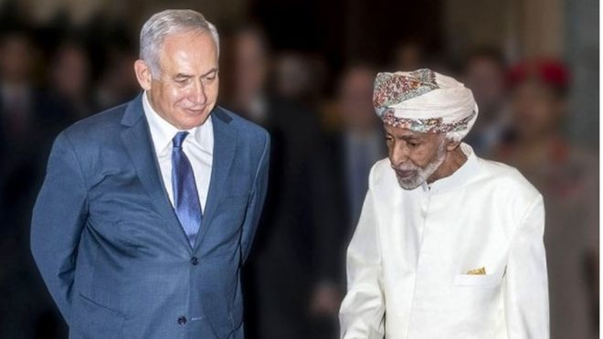 بلومبرغ: زيارة نتانياهو لسلطنة عُمان تفتح باب الخليج لوزراء إسرائيل