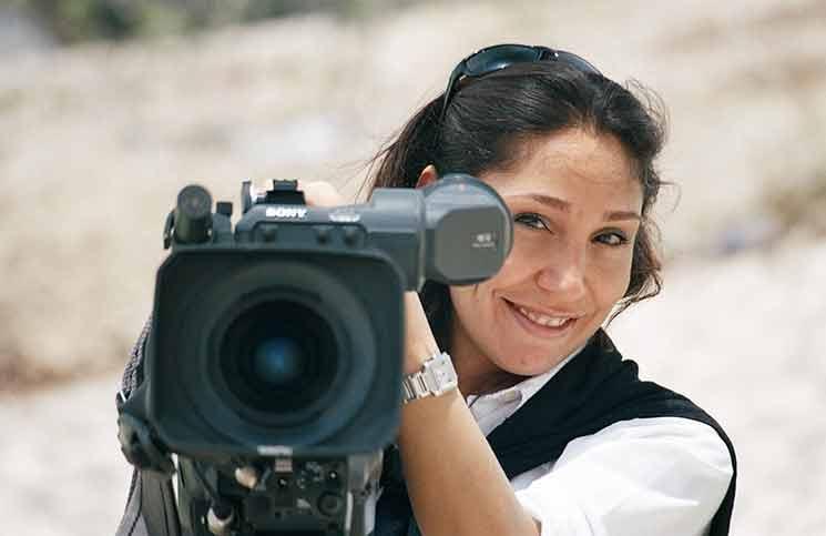 المخرجة السعودية هيفاء منصور: لا مانع من العمل مع زملائي الإسرائيليين
