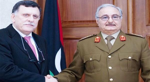 روسيا تعرض الوساطة بين حكومة الوفاق الليبية و«حفتر»