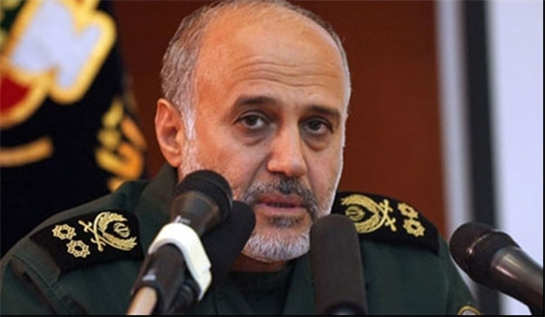 قائد بالحرس الثوري: أمريكا لا تجرؤ على مهاجمة إيران